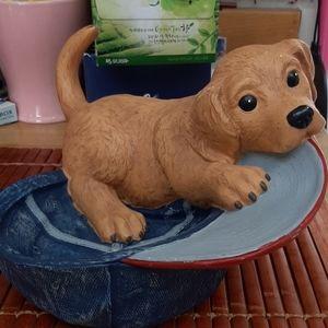 Other - Cute Dog figurine